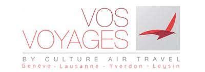 """Agence """"Vos voyages"""" - Genève"""