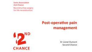 post_operative pain management